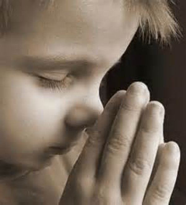 Who is praying: the silent prayer
